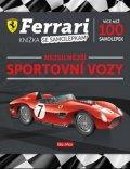 neuveden: FERRARI, sportovní vozy - Kniha samolepek