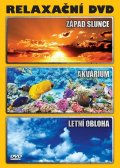 neuveden: Relaxační DVD - Západ slunce * Akvárium * Letní obloha