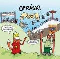 jaz: Opráski - Kalendář 2020