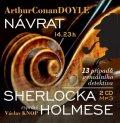 Doyle Arthur Conan: Návrat Sherlocka Holmese - 2 CDm3 (Čte Václav Knop)