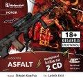 Kopřiva Štěpán: Asfalt - 2 CDmp3 (Čte Ludvík Král)