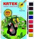 Miler Zdeněk: Krtek 3 - Omalovánky s vodovými barvami
