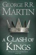 Martin George R. R.: A Clash of Kings (Reissue)