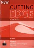 Cunningham Sarah: Cutting Edge Elementary Workbook with key (New)