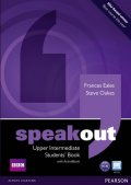 Eales Frances: Speakout Upper Intermediate Students´ Book w/ DVD/Active Book Multi-Rom Pac
