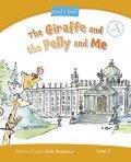 Harper Kathryn: PEKR   Level 3: The Giraffe/the Pelly/Me