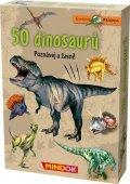 neuveden: Expedice příroda: 50 dinosaurů
