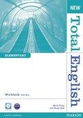 Hall Diane: New Total English Elementary Workbook w/ Audio CD Pack (w/ key)
