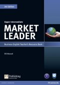 Mascull Bill: Market Leader 3rd Edition Upper Intermediate Teacher´s Resource Book w/ Tes