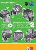 neuveden: Bloggers 2 (A1.2) – metodická příručka s DVD + učitelská licence
