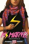 Wilsonová G. Willow: Ms. Marvel - (Ne)normální