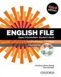 Latham-Koenig Christina; Oxenden Clive: English File Upper Intermediate Student´s Book 3rd (CZEch Edition)