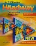Soars John: New Headway Pre-intermediate Student´s Book S Anglicko-českým Slovníčkem (3