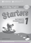 kolektiv autorů: Cambridge English Starters 1 for Revised Exam from 2018 Answer Booklet