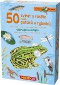 neuveden: Expedice příroda: 50 zvířat a rostlin našich potoků a rybníků