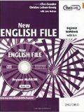 Oxenden Clive, Latham-Koenig Christina,: New English File Beginner Workbook with Key+ Multi-ROM Pack