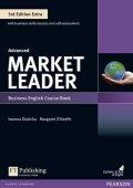O'Keeffe Margaret: Market Leader 3rd Edition Extra Advanced Coursebook w/ DVD-ROM/ MyEnglishLa