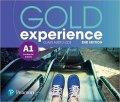 Barraclough Carolyn: Gold Experience 2nd Edition A1 Class CDs