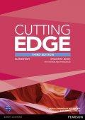 Crace Araminta: Cutting Edge 3rd Edition Elementary Students´ Book w/ DVD & MyEnglishLab Pa