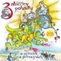 neuveden: Babiččiny pohádky o princích a princeznách 1+2 - 2 CD (Čte Hana Krtičková)