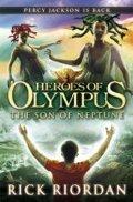 Riordan Rick: The Son of Neptune - Heroes of Olympus