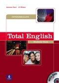 Wilson J. J.: Total English Intermediate Students´ Book w/ DVD Pack