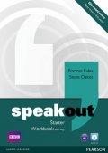 Eales Frances: Speakout Starter Workbook w/ Audio CD Pack (w/ key)