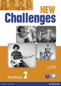 Kilbey Liz: New Challenges 2 Workbook w/ Audio CD Pack