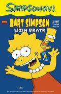 Groening Matt: Simpsonovi - Bart Simpson 03/2017 - Lízin bratr