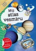 neuveden: Můj atlas vesmíru + plakát a samolepky