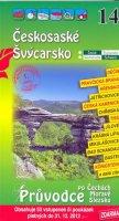 neuveden: Českosaské Švýcarsko  - Průvodce po Č,M,S + volné vstupenky a poukázky