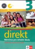 Motta G., Čwikowska B., Vomáčková O.: Direkt 3 – Němčina pro SŠ - Učebnice a pracovní sešit