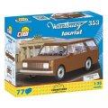 neuveden: Stavebnice COBI 24543 Wartburg 353 Tourist/77 kostek