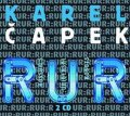 Čapek Karel: R.U.R. - 2CD