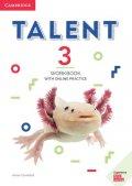 Cornford Annie: Talent Level 3 Workbook with Online Practice