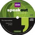 Clare Antonia: Speakout Pre-Intermediate Class CD (x3)
