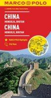 neuveden: Čína,Korea,Bhutan/mapa 1:4M MD(ZoomSystem)