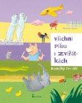Špůrová Zuzana: Všichni píšou ozvířátkách (básničky proděti)