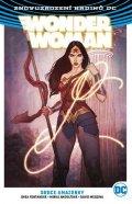 Rucka Greg: Wonder Woman 5 - Srdce amazonky