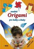 neuveden: Snadná origami pro holky a kluky - oranžová