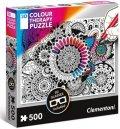 neuveden: Puzzle 3D Colour Therapy Mandala/500 díl