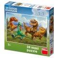 Disney Walt: Hodný dinosaurus: V horách - Maxi puzzle 24 dílků