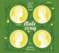 Alcottová Louisa May: Malé ženy - 2 CDmp3 (Čte Andrea Elsnerová)
