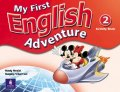 Musiol Mady: My First English Adventure 2 Activity Book