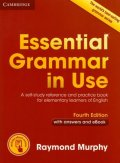Murphy Raymond: Essential Grammar in Use 4E with answers and Interactive eBook