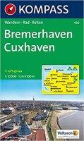 neuveden: Bremerhaven,Cuxhaven 400 / 1:50T NKOM
