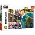 neuveden: Puzzle Star Wars / The Mandalorian: Baby Yoda, 100 dílků