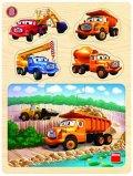 neuveden: Tatra - dřevěné puzzle v lomu
