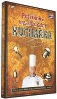 neuveden: Petříkova mezinarodní kuchařka - DVD