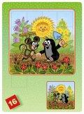 neuveden: Krtek a myška - Maze game (posouvačka/skládačka)